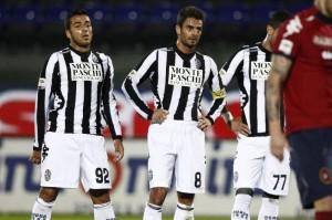 Pagelle Siena-Cagliari: top Nainggolan, flop Emeghera