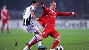 Bayern-Juventus: formazioni ufficiali e diretta streaming tempo reale