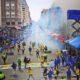 Due bombe esplodono alla maratona di Boston
