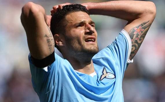 Candreva, centrocampista della Lazio in comproprietà con l'Udinese