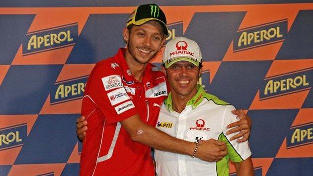 MotoGP, Capirossi esalta il Dottore. Lorenzo e Pedrosa favoriti in Qatar