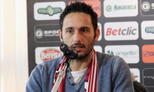 David Di Michele, ex del match Reggina-Palermo