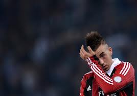 Milan: El Shaarawy non segna più... Attacco in stand-by senza Balo