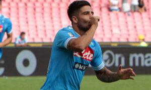 Lorenzo Insigne, match-winner del Napoli
