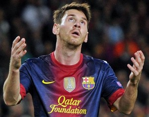 Messi stravolto dal Bayern in Champions League