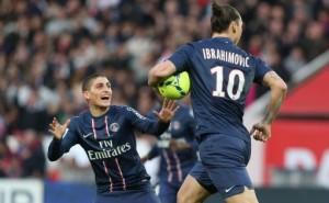 Paris Saint Germain vs Nancy - Ligue 1