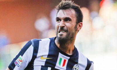 Mirko Vucinic ieri con il Benfica è stato tra i peggiori della Juventus