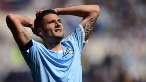 Candreva tra i migliori per la Lazio, ma non basta.