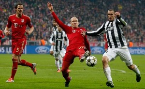 Le pagelle di Juventus-Bayern