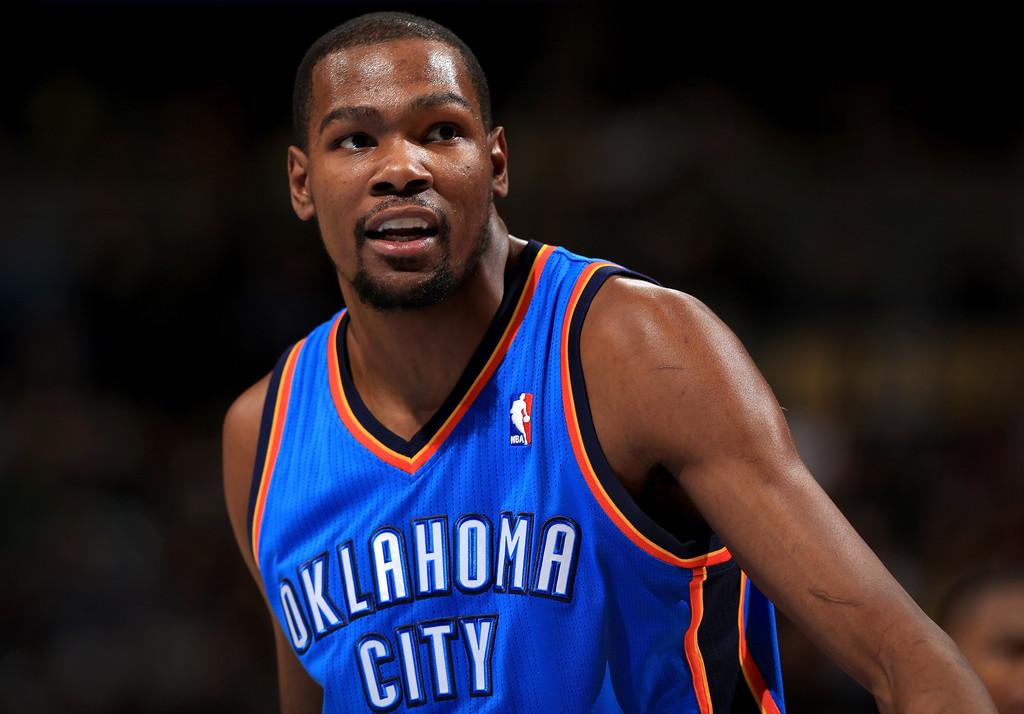 Ennesima prestazione super di Durant che trascina Oklahoma City.
