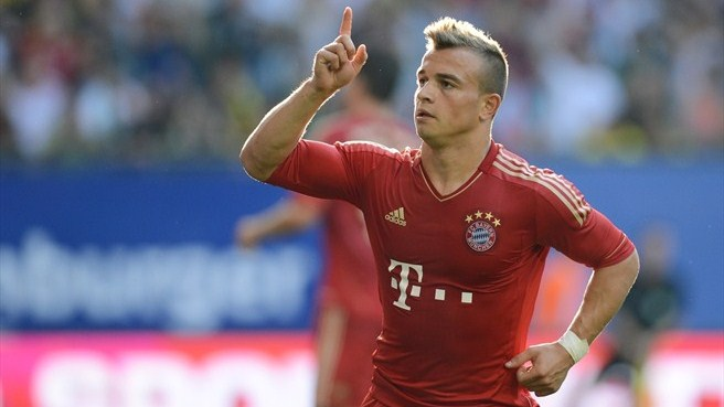 Xherdan Shaqiri, top player di livello assoluto