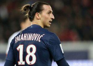 Zlatan Ibrahimovic è stato un giocatore della Juventus dal 2004 al 2006