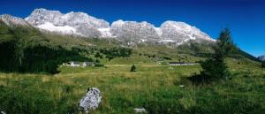 L'altopiano del Montasio, fine della decima tappa