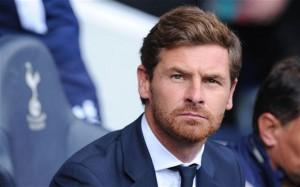 André Villas-Boas, tecnico del Tottenham