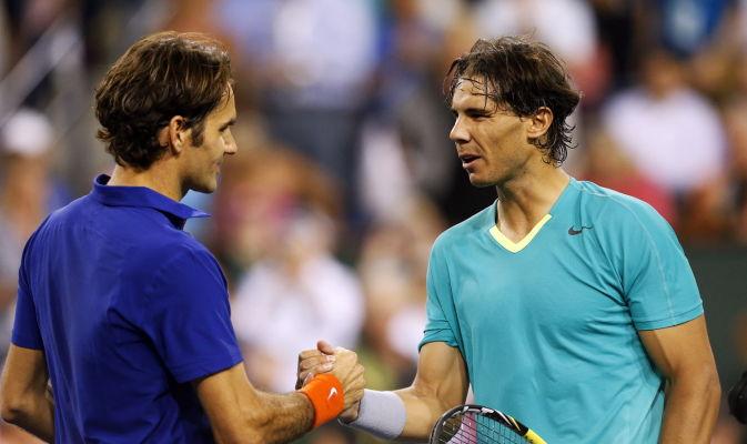 Roger Federer e Rafa Nadal nuovamente avversari negli Australian Open.