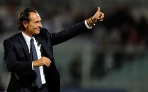 Cesare Prandelli lascerà la panchina dell'Italia dopo i Mondiali 2014