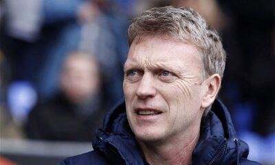 David Moyes, ex tecnico del Manchester United