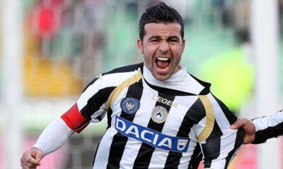 Udinese-Milan finisce 1 a 0, a segno Totò Di Natale