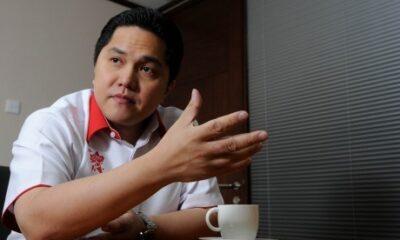 Erick Thohir punta al controllo totale dell'Inter