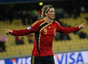 Fernando Torres futuro giocatore del Napoli