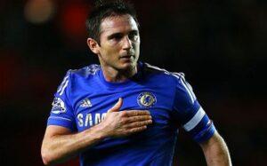 Lampard in rete in Champions