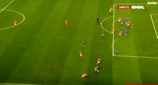 Gol annullato a Cardoso