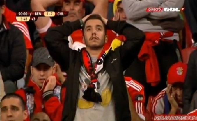 La maledizione del Benfica