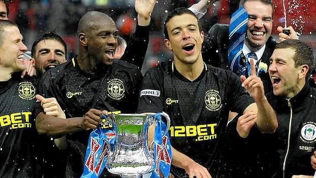 Wigan Fa Cup Europa League