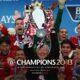 Il Manchester United vince la premier league