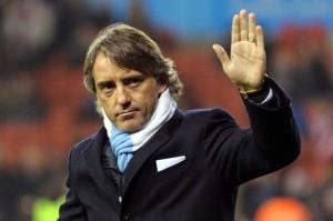 Roberto Mancini, ormai ex allenatore del City