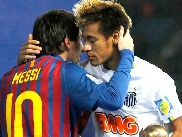 Messi e Neymar, i due assi di Argentina e Brasile che l'Italia spera di non incontrare