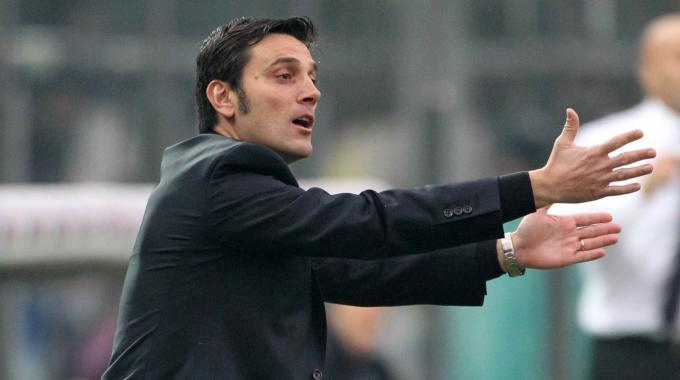Vincenzo Montella tecnico della Fiorentina