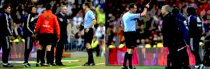 Mourinho Espulso Copa del Rey