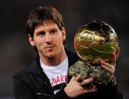 Chi sarà il successore di Lionel Messi nel 2013?