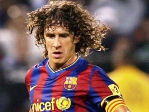 Puyol, capitano Barcellona
