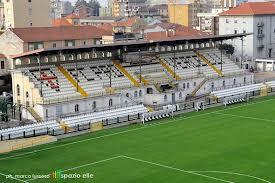 Il Silvio Piola, stadio della Pro Vercelli