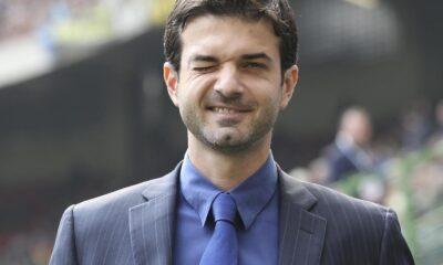 Andrea Stramaccioni, allenatore dell'Udinese