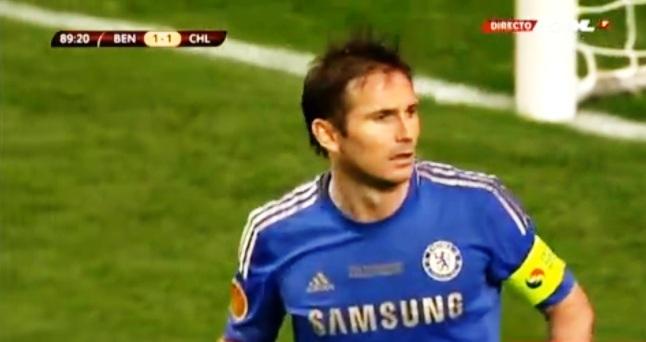 Traversa di Lampard