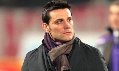 Vincenzo Montella, allenatore della Fiorentina