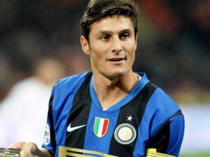 Javier Zanetti, il capitano dell'Inter è pronto al rientro