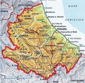 Giro d'Italia settima tappa San Salvo - Pescara