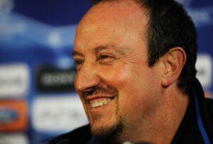 Benitez allenatore Napoli