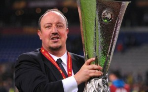 Benitez alza l'Europa League