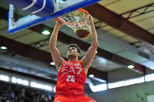Alessandro Gentile neo capitano e leader del basket a Milano