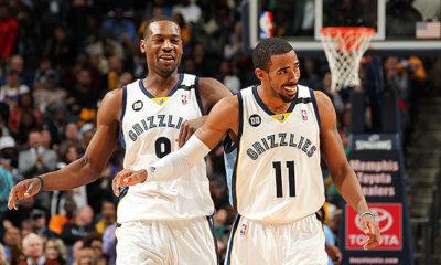 Mike Conley, trascina i suoi Memphis Grizzlies nella notte Nba