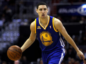 Nba, Klay Thompson , 8/9 da 3 per lui