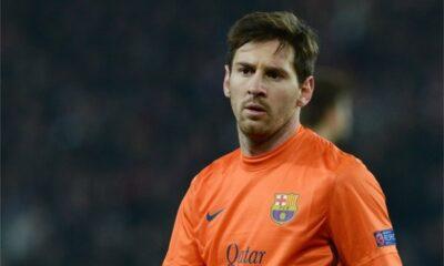 Messi è pronto per il finale di stagione del suo Barcellona