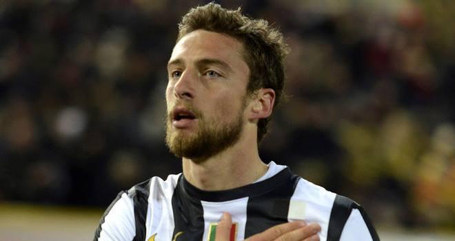 Claudio Marchisio, pronto a sostituire Pirlo.