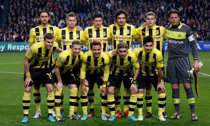 Il Borussia Dortmund ipoteca i quarti di finale