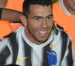 Trofeo Tim: attesa per Carlos Tevez attaccante della Juventus